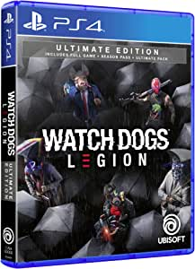 Watch Dogs: Legion, Ultimate Edition, PlayStation 4