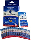 SmartGuard Premium Cleaner Crystals –(3 Months Supply)- Removes Stain, Plaque & Bad Odor from Dentures, Clear Braces, Mouth Guard, Night Guard & Retainers.