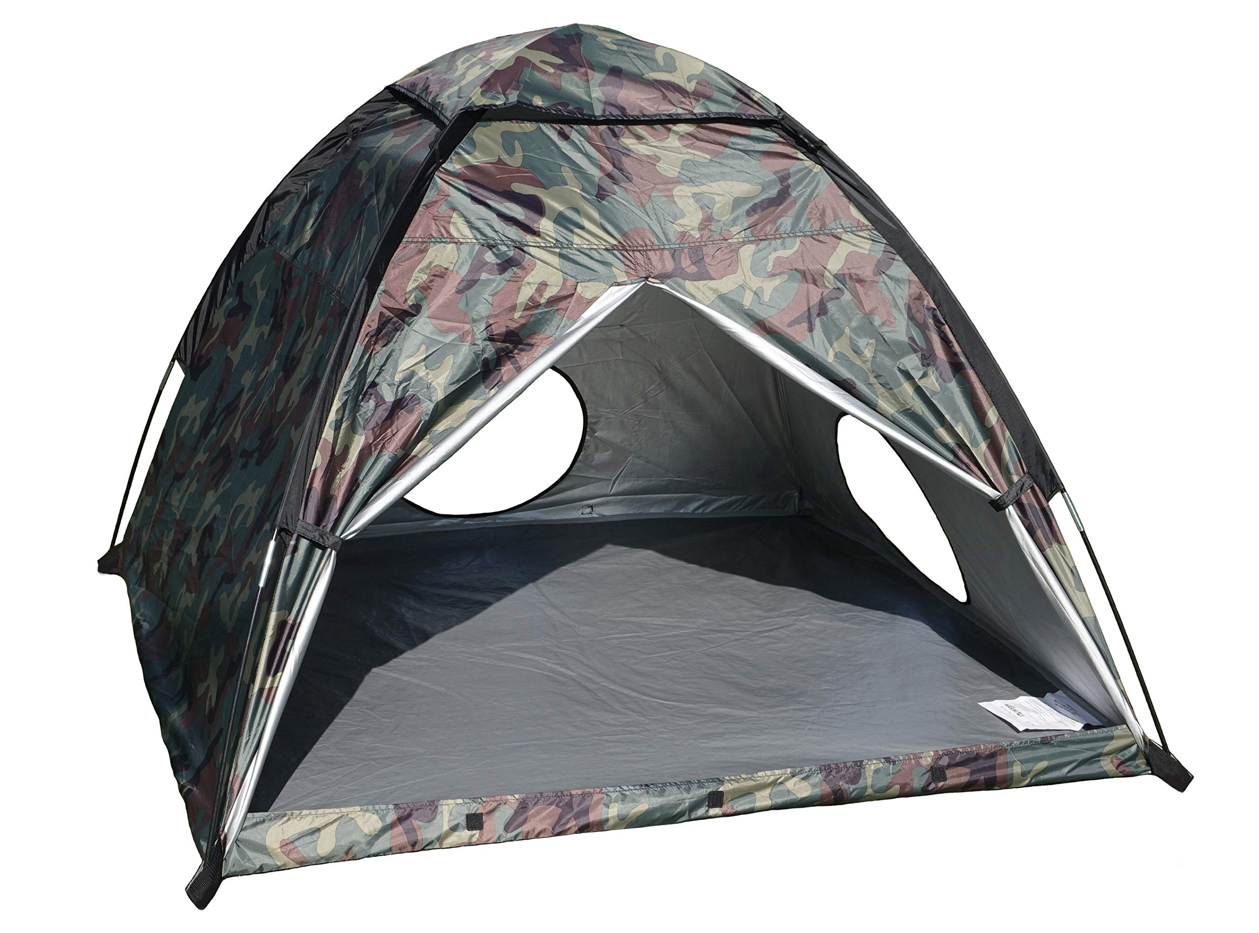 NARMAY Play Tent Camouflage Dome Tent for Kids Indoor / Outdoor Fun - 60 x 60 x 44 inch by NARMAY (Image #6)