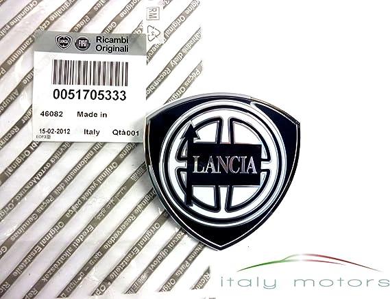 51705333 SIGLA DITTA LANCIA YPSILON 2003-2009: Amazon.it: Auto e Moto