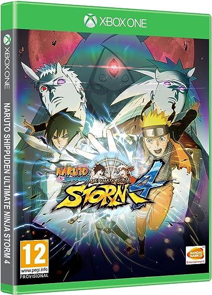 Amazon.com: Third Party - Naruto Shippuden : Ultimate Ninja ...