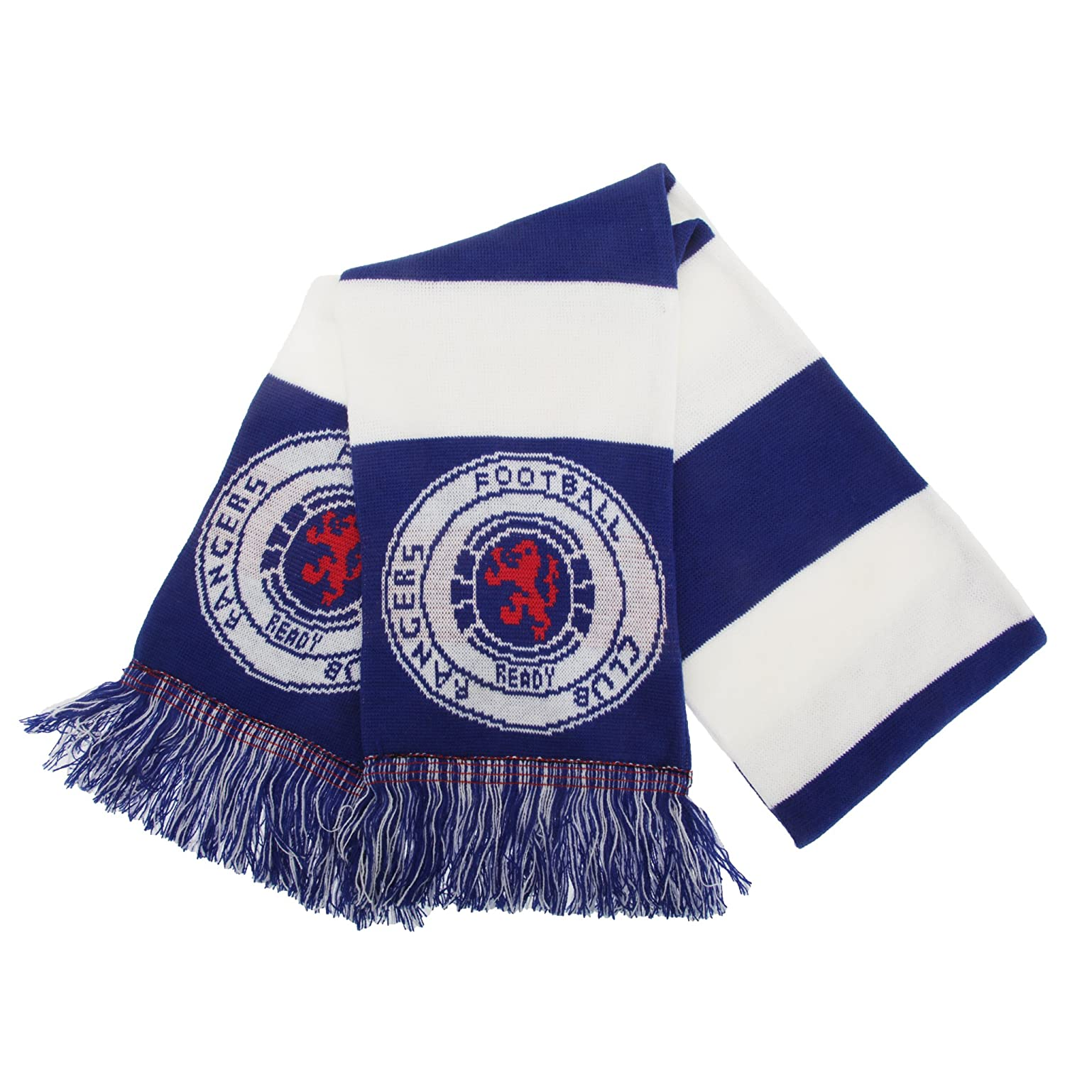 Rangers FC Official Football Supporters Crest//Logo Bar Scarf
