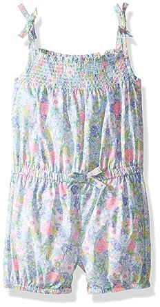 a0dd2696c Amazon.com: Carter's Baby Girls' Tank Romper 118g311: Clothing