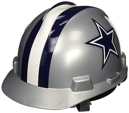 Seguridad obras 818423 duro sombrero Dallas Cowboys por seguridad obras