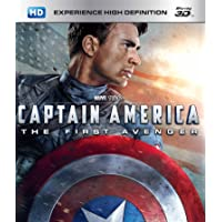 Captain America : The First Avenger (3D)