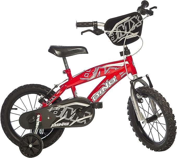 Bici Dino BMX Bicicleta 4 – 7 años: Amazon.es: Deportes y aire libre