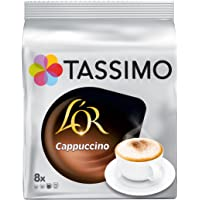 Tassimo Dosettes Cappuccino - L'OR Cappuccino - 40 boissons (Lot de 5X8 T DISCs)
