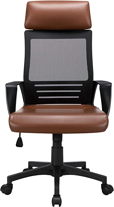 Top 8 Brown Mesh Office Chair Adjustible Arms