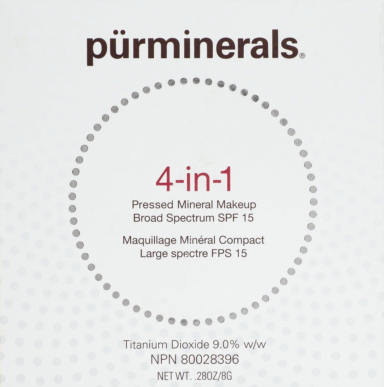 4-in-1 Pressed Mineral Powder Foundation SPF 15 by pür #15