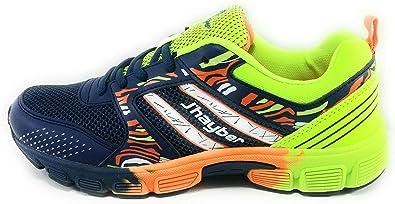 J`Hayber Zapatillas niño Deporte Ribado Running: Amazon.es: Zapatos y complementos