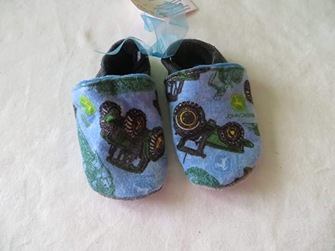 Puschen Schuhe Traktor, Größe 22, Kinder Hausschuhe: Amazon