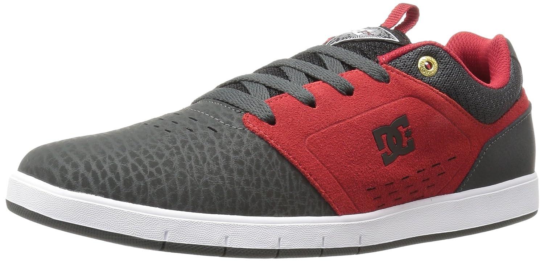 DC     Herren Cole Signature Schuh Grau / Rot