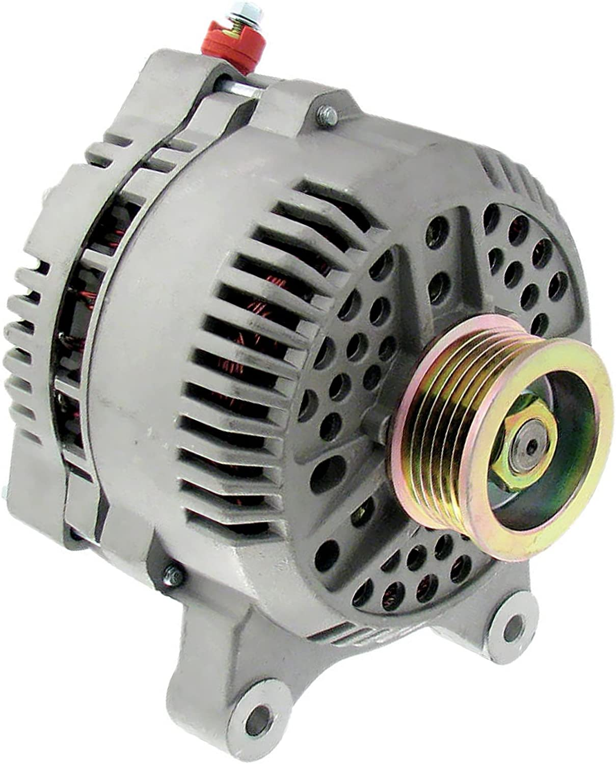 NEW ALTERNATOR FOR 4.6L 4.6 FORD MUSTANG 96 97 98 1996 1997 1998 2L3U-10300-BB