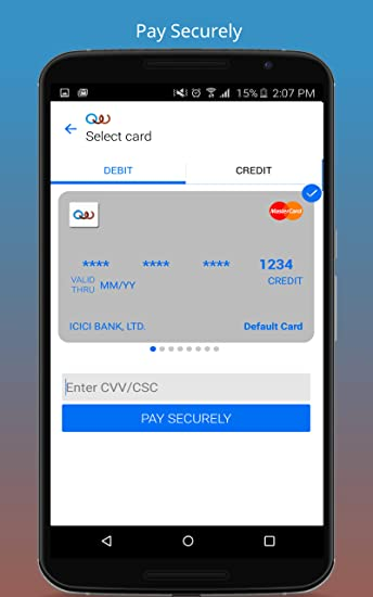 Amazon com: QuikWallet: Appstore for Android