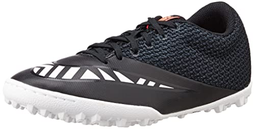 Hombre rico manzana metodología  Buy Nike Men's Mercurial Pro Street IC Black, White, Hot Lava, Anthracite  Football Boots -5.5 UK/India (38.5 EU)(6 US) at Amazon.in