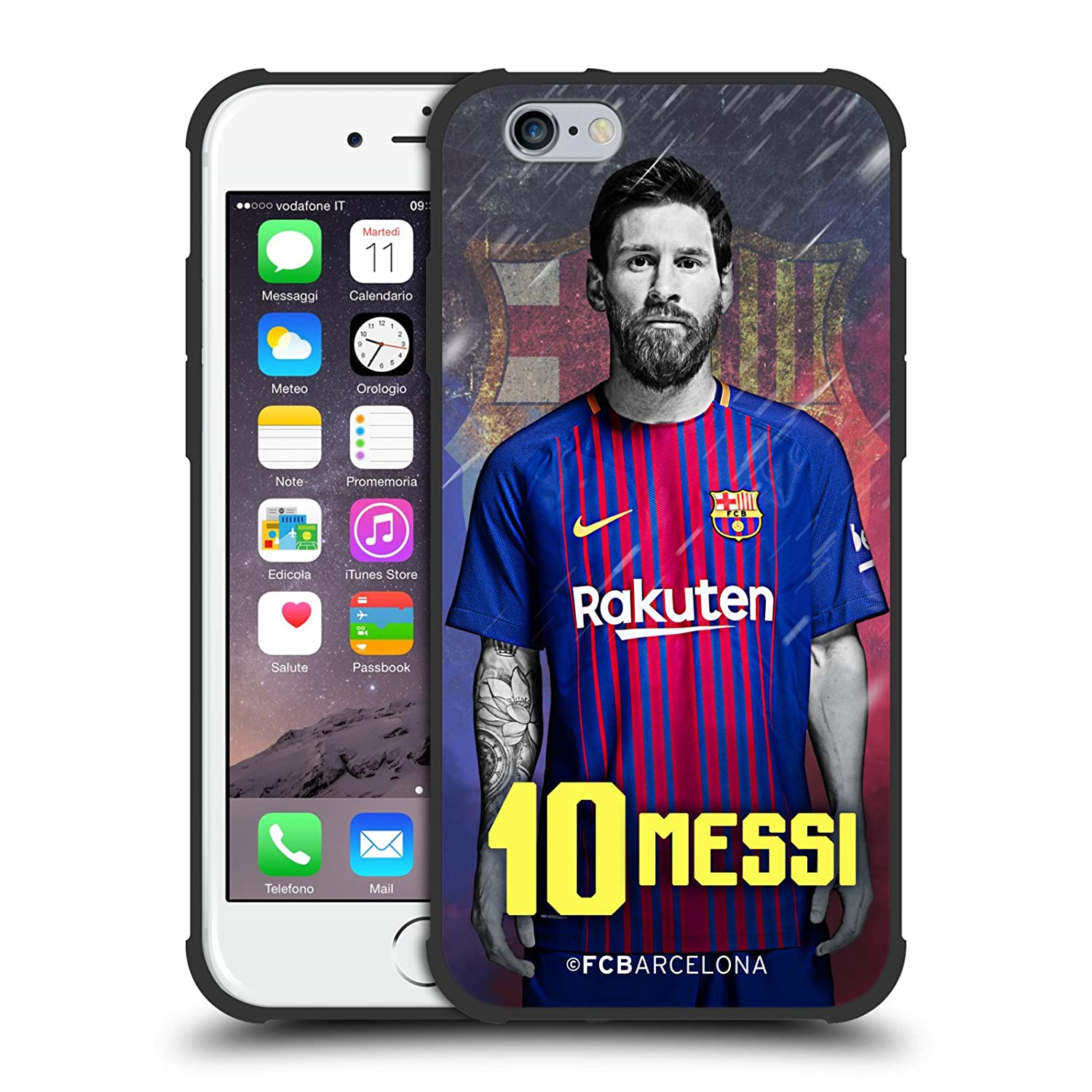 Amazon Ficial FC Barcelona Lionel Messi 2017 18 First Team