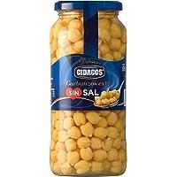 Cidacos - Garbanzos sin sal añadida, 570 g