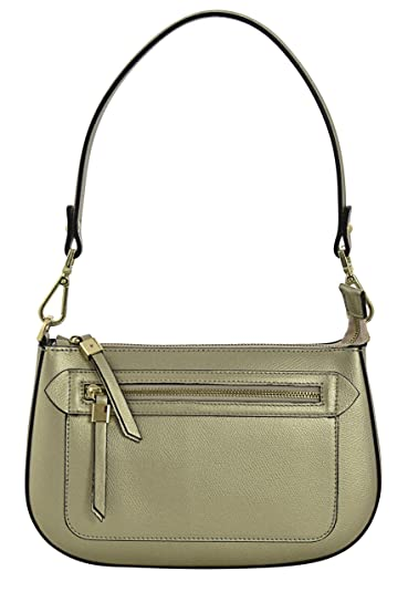 f3c06e557709 Amazon.com  ALLEGRA Top-Handle Bag Hobos Shoulder Bags Handbag Genuine Leather  Made in Italy  Shoes