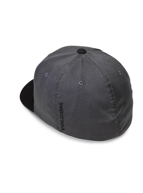 sports shoes 8cd79 c63b4 Amazon.com  Volcom Men s Full Stone Flexfit Stretch Hat  Clothing