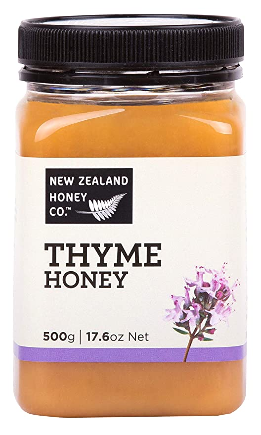 Miel de Tomillo Salvaje por New Zealand Honey Co. | 500g | Miel ...
