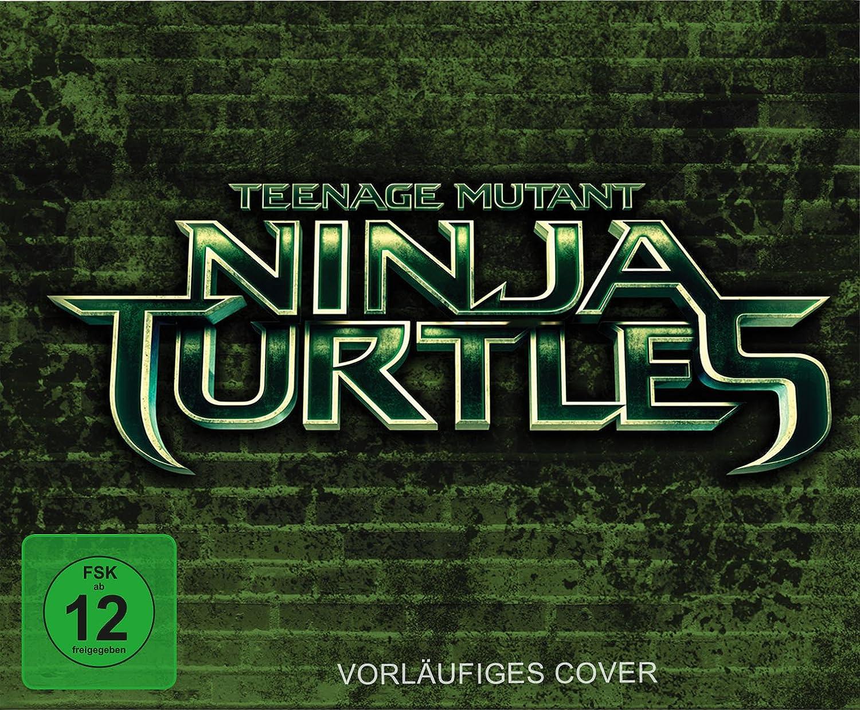 Teenage Mutant Ninja Turtles Collectors Edition exklusiv ...