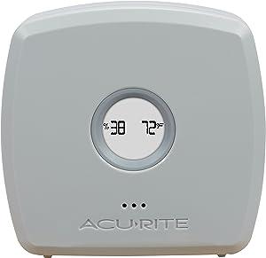 AcuRite 00276RM Temperature & Humidity Room Monitor