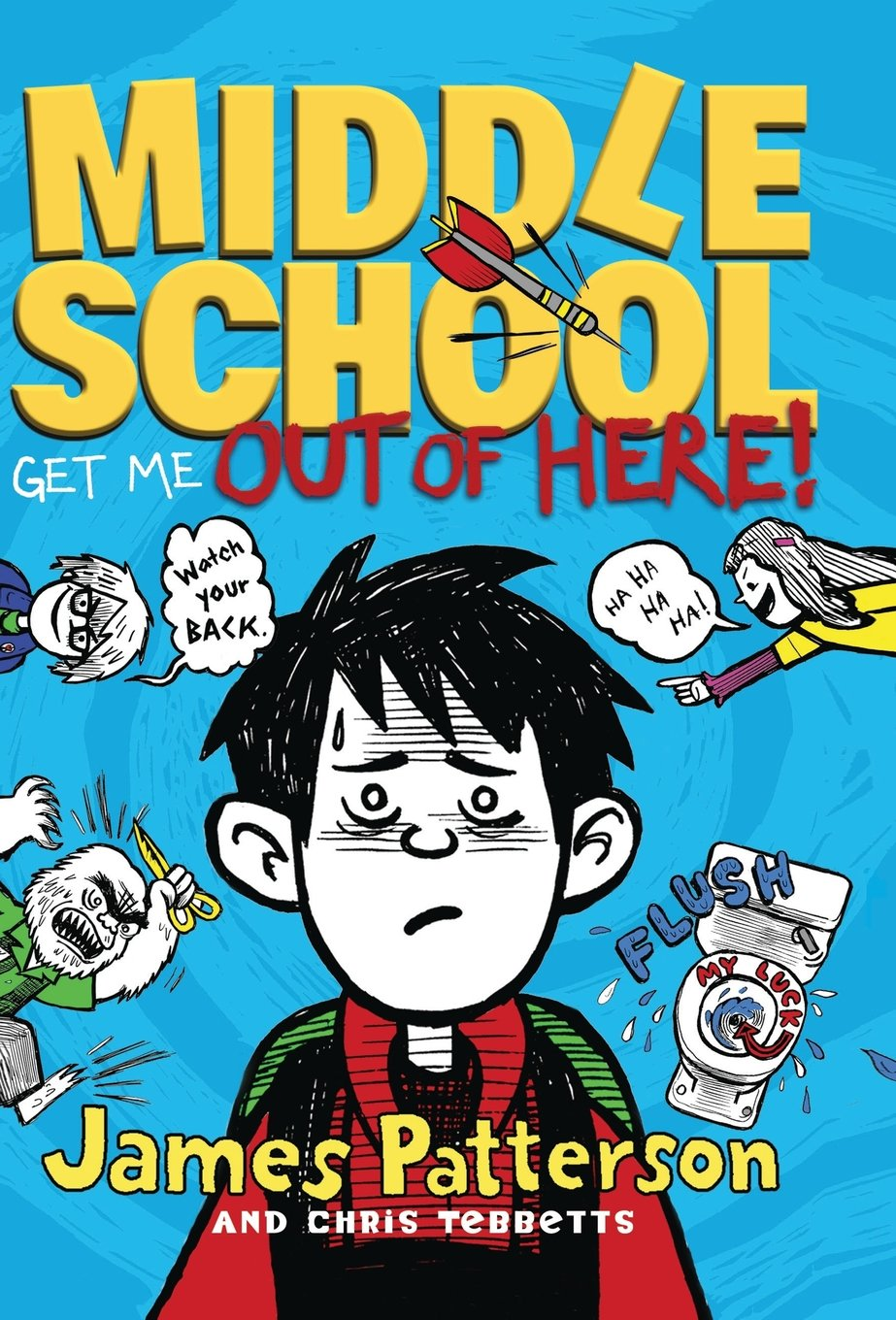 Middle School: Get Me Out of Here! ebook