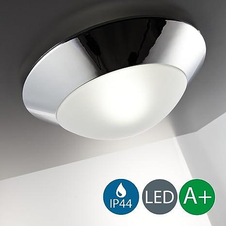 Lámpara de techo I Lámpara para baño I Casquillo E27 I Protección ...