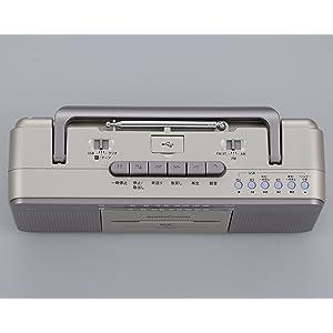 OHM USBステレオラジカセRCS-U800M