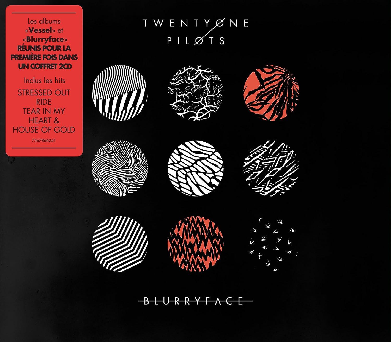 Twenty One Pilots - Blurryface & Vessel (Coffrets) (2 CD)