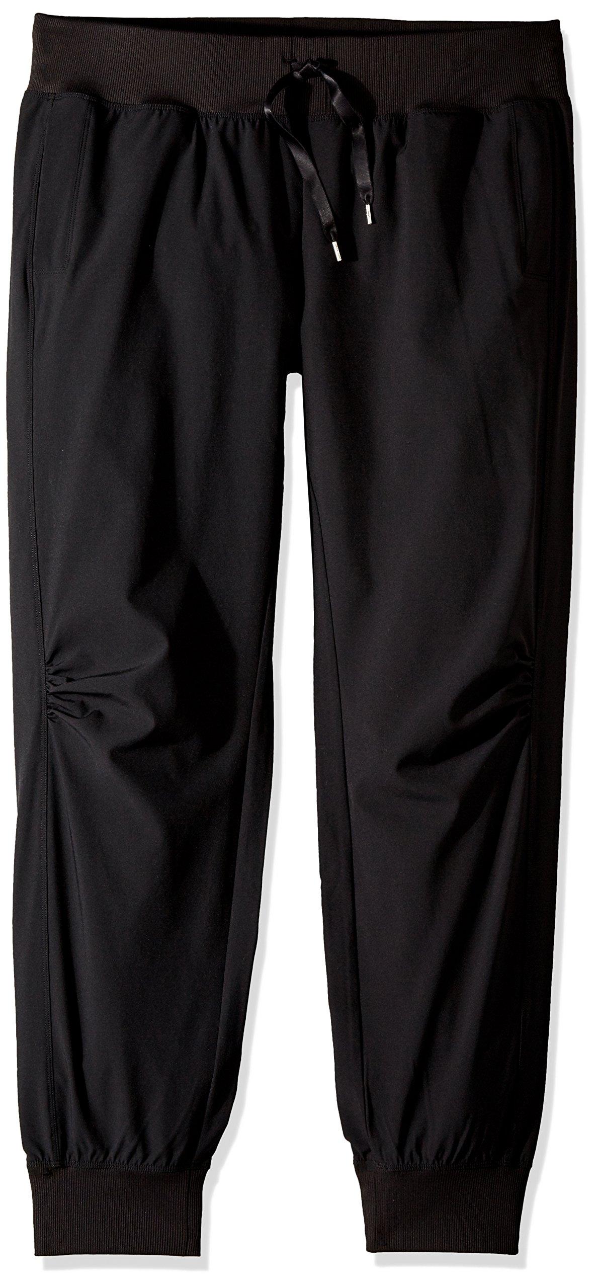 Lorna Jane Womens Studio Active Pant, Black, X-Large by Lorna Jane