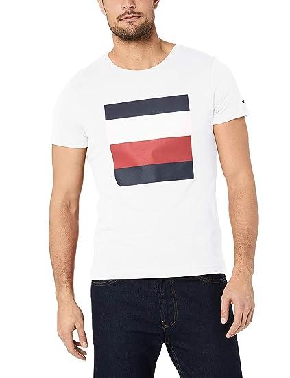Tommy Hilfiger MW0MW11405 Embossed Box Camisetas Y Camisa DE ...