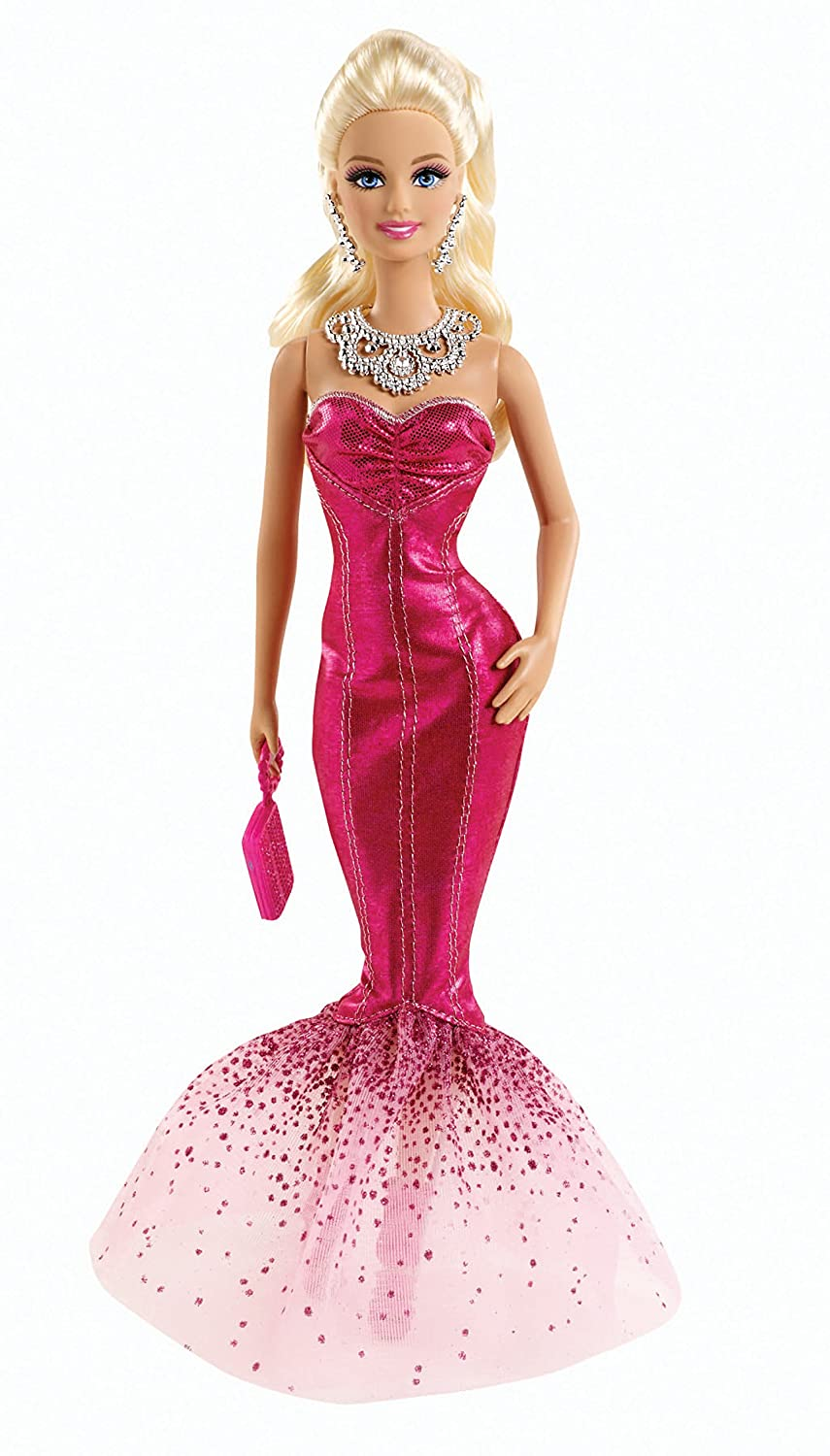 Amazon.com: Barbie Mermaid Gown Doll: Toys & Games