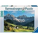 Ravensburger - Puzzle Dolomites, 2000 piezas (16674)