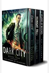 The Order of Shadows: Books 1-3: A Morgan Rook Supernatural Thriller Kindle Edition