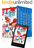 Cupcakes and Crimes 6 Book Box Set (Bakers and Bulldogs Mysteries Box Set 2)