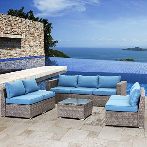 Solaste 8PCS Patio Furniture Set