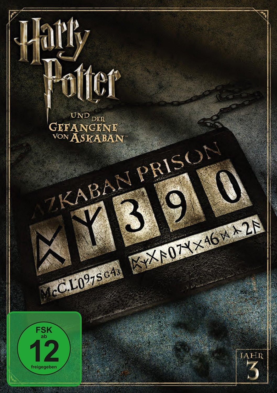 Amazon Com Harry Potter Und Der Gefangene Von Askaban Dvd Neuauflage Movies Tv