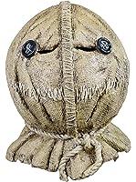 Trick or Treat Studios Men's Trick R Treat-Sam Burlap Full Head Mask
