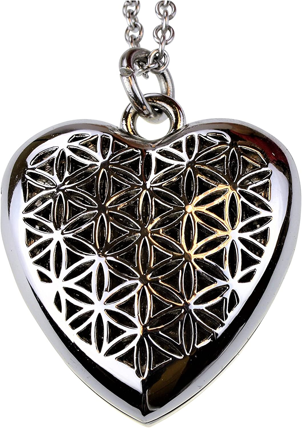 Jewel diffuser of essential oils Flower and Bouquet of hearts