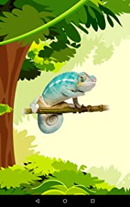 Hold Chameleon from Clash Apps of Gems Free