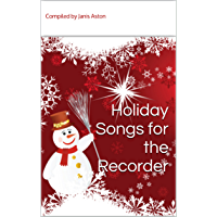 Holiday Songs for the Recorder book cover