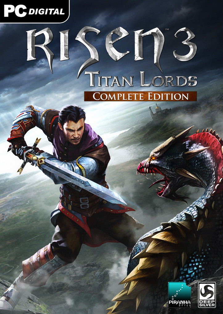 Amd Italian - Risen 3 - Titan Lords Complete Edition [Online Game Code]
