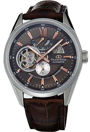 fa3fbd1147 [オリエント]ORIENT 腕時計 ORIENTSTAR オリエントスター セミスケルトン 機械式 自動巻(手