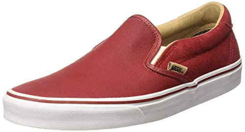 3cb7314aa3 Vans Unisex Slip-On 59 DX Leather Loafers and Moccasins  Buy Online at Low  Prices in India - Amazon.in