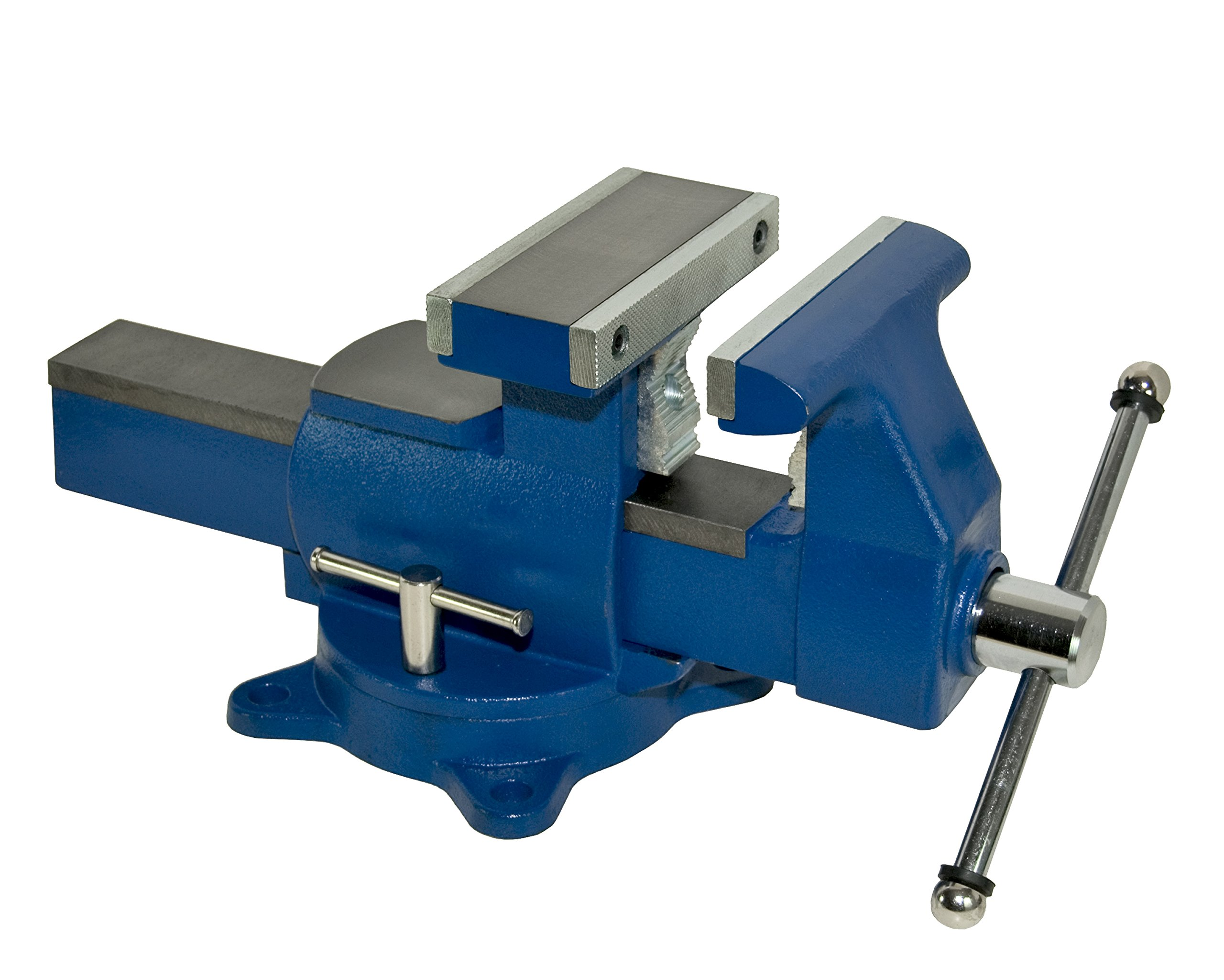 Yost Vises 865-DI 6.5'' Heavy Duty Reversible Bench Vise Made in USA