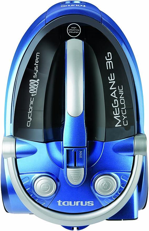 Taurus MEGANE 3G CYCLONIC - Aspiradora, 2000 W: Amazon.es: Hogar