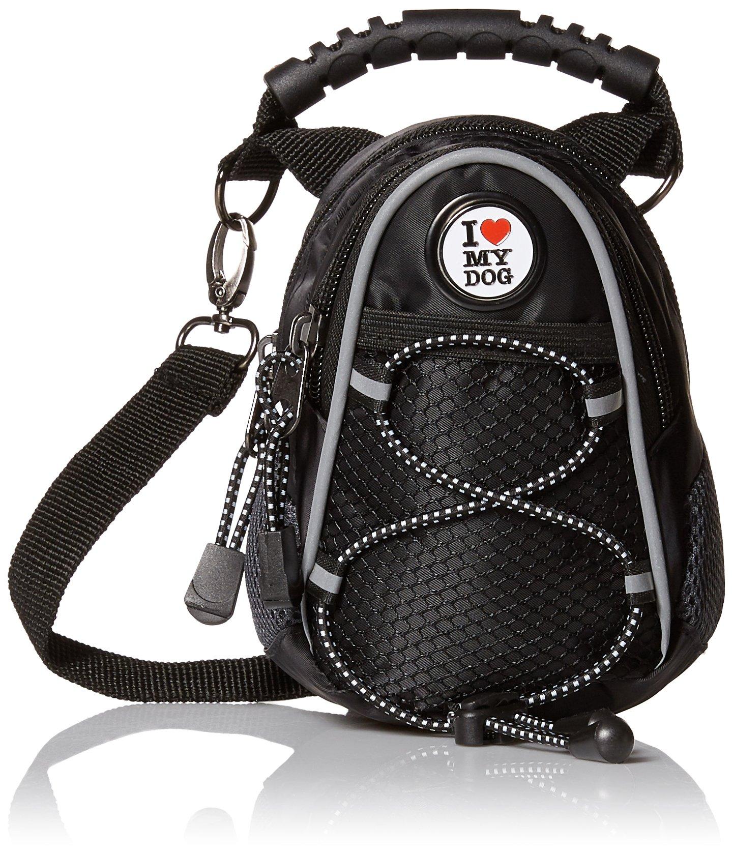 CMC Golf I Love My Dog Mini Daypack, Black