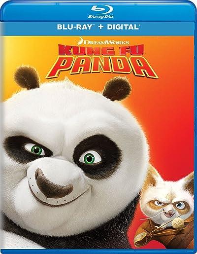 Kung Fu Panda 2008 Dual Audio In Hindi 300MB 480p BluRay