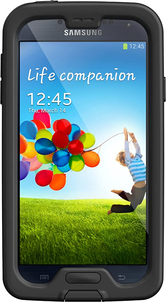 LifeProof Nuud - Funda para Samsung Galaxy S4, negro: Amazon.es ...